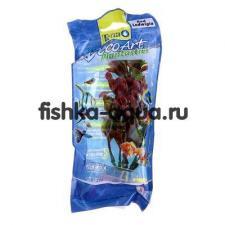 Растение пластиковое Людвигия красная (Red Ludvigia) 30см