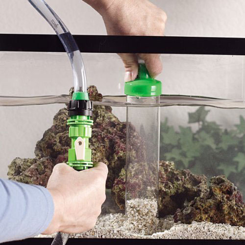 Как правильно чистить аквариум фото 2